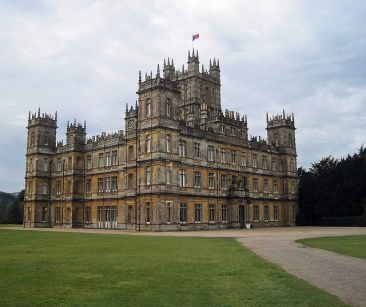 """Highclere Castle"" by Snapshooter46 on Flickr"