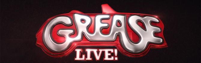GREASE LIVE!: Logo. CR: FOX ©2015 FOX BROADCASTING
