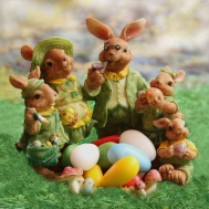 easter-easter-bunny-family-decoration-easter-eggs