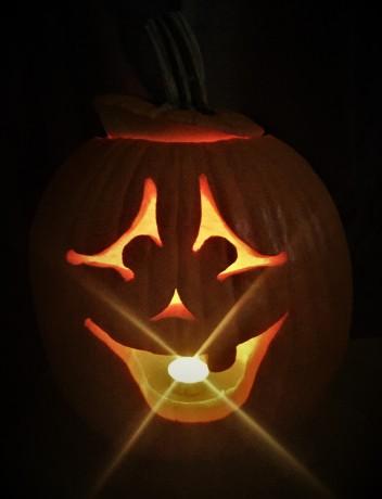 Halloween - Jack=o'-lantern
