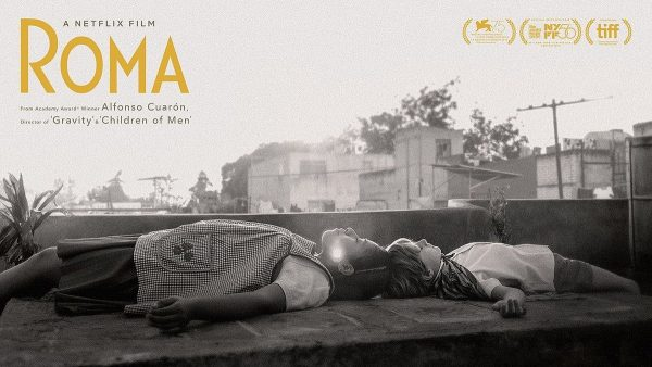 Roma Poster Oscars